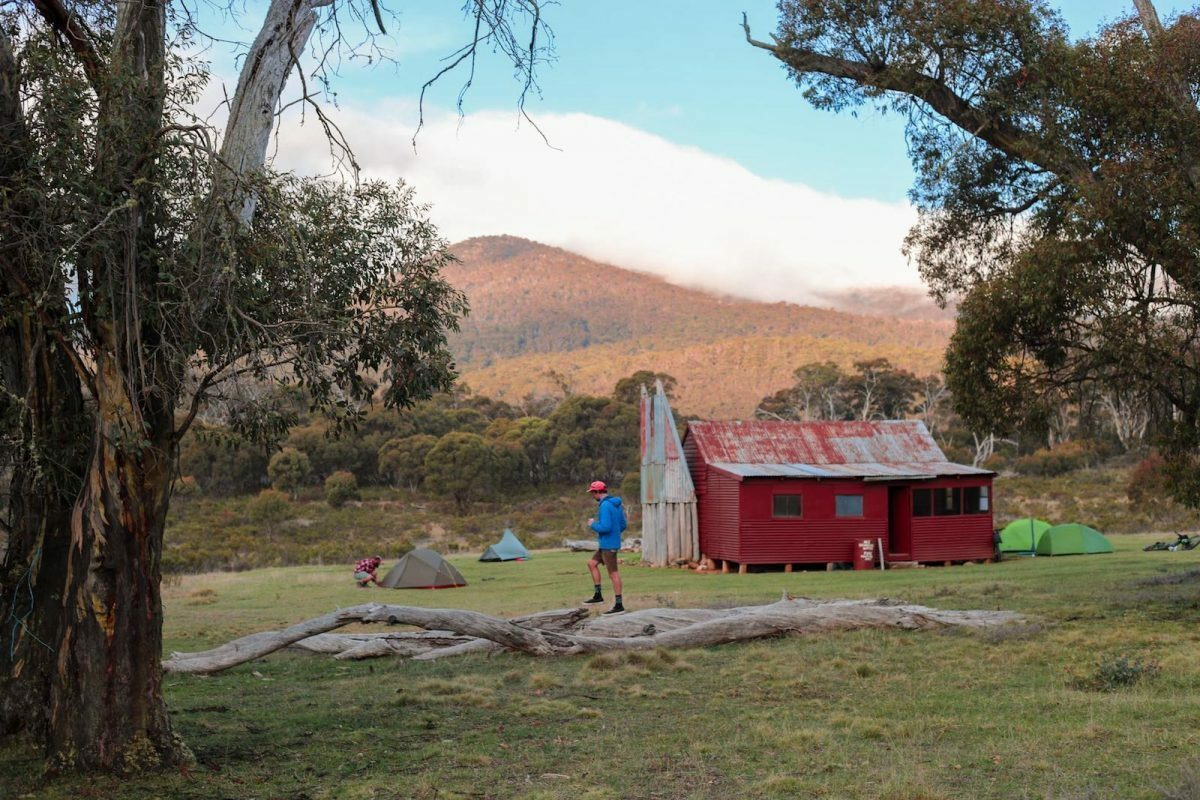 Pockets Hut bikepacking trip in Northern Kosciuszko National Park