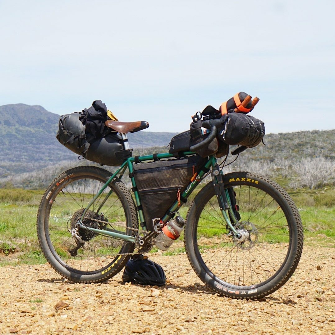 Bikepacking the Hunt 1000 from Canberra to Melbourne, All City cycles