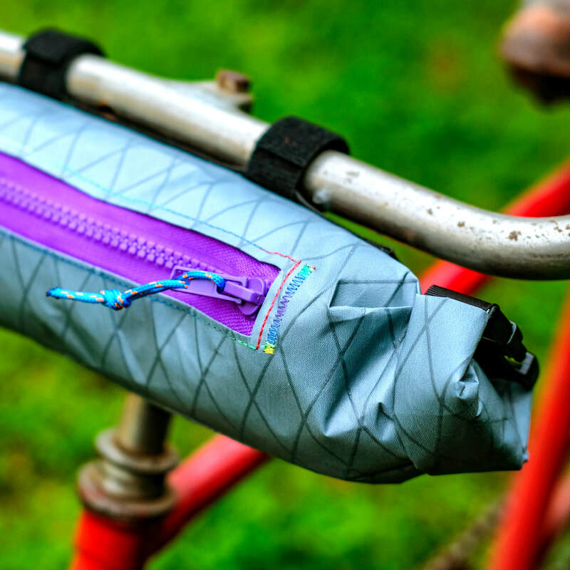Make your own bikepacking gear by Ty Domin, Yeah Nah Threadworks