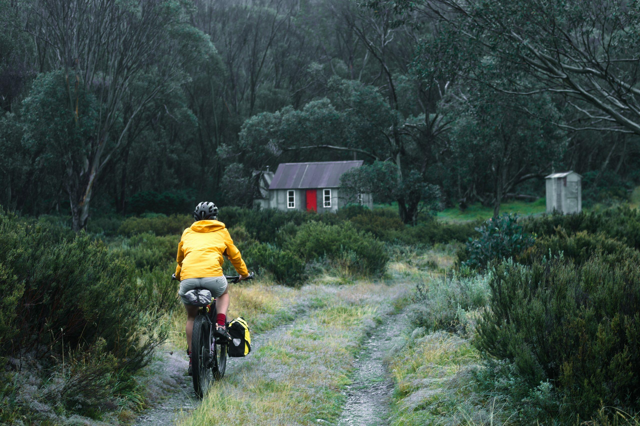 Bikepacking to Horse Camp Hut, Kosciuszko National Park