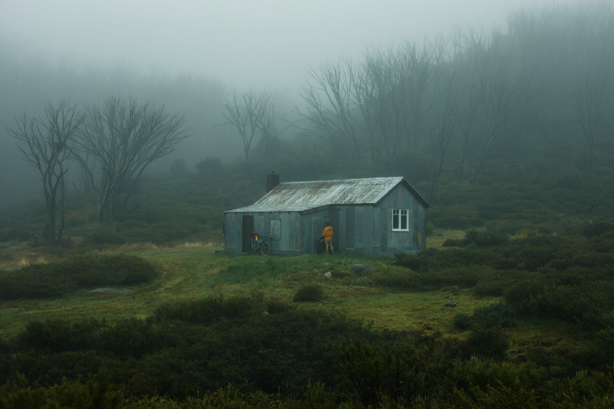 Whites River Hut
