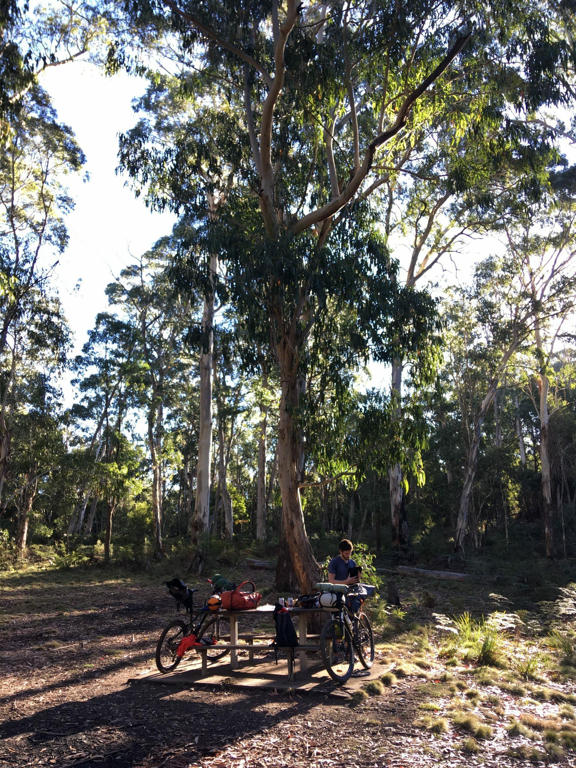 Hike a bike memory from @tim_ashelford