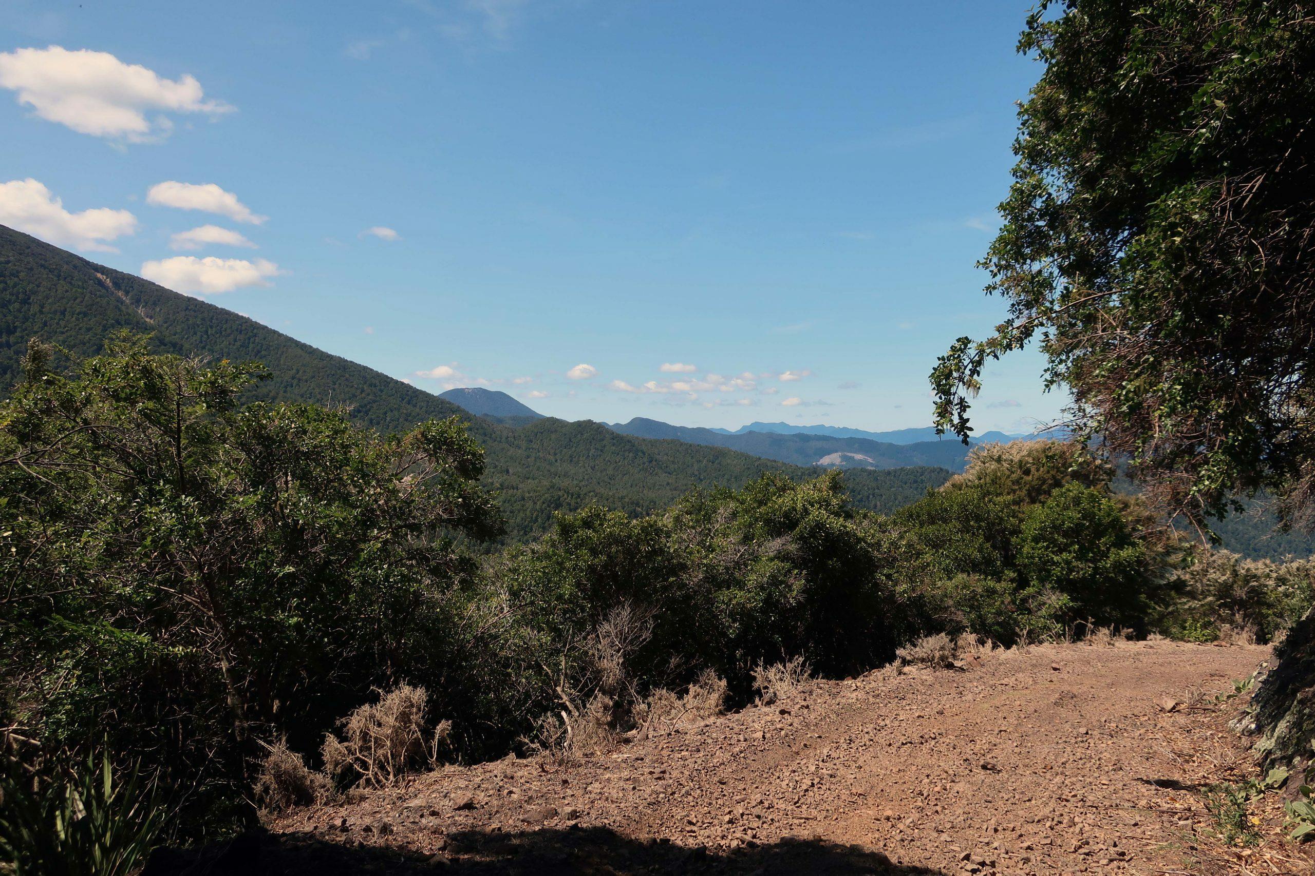 Hike a bike memory from Kathleen Burke