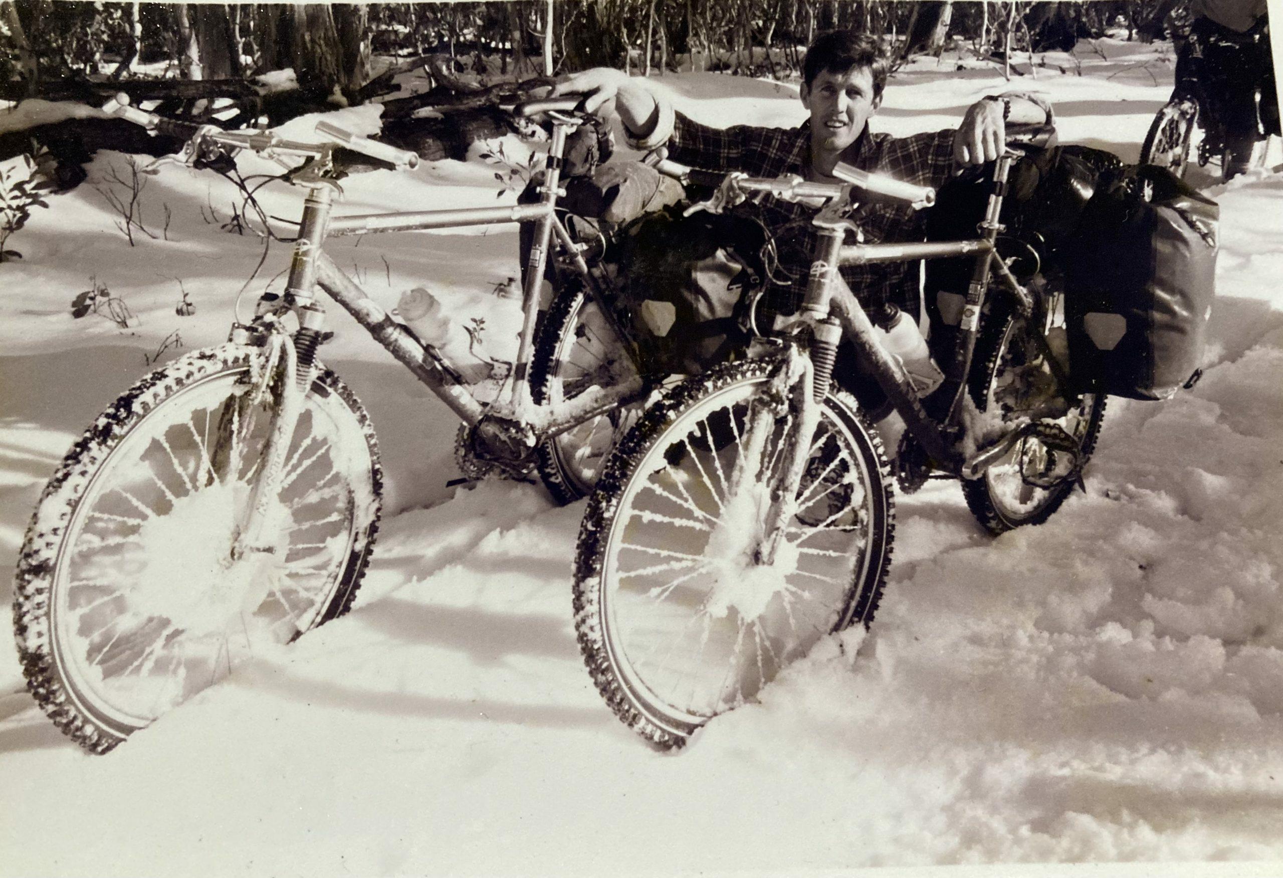 Hike a bike memories from Paul O'Brien