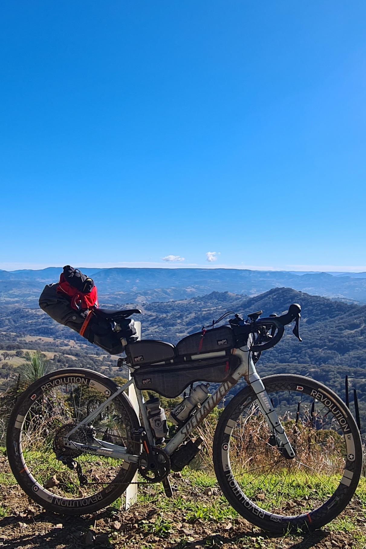 Bikepacking bags made in Australia by BikeBagDude