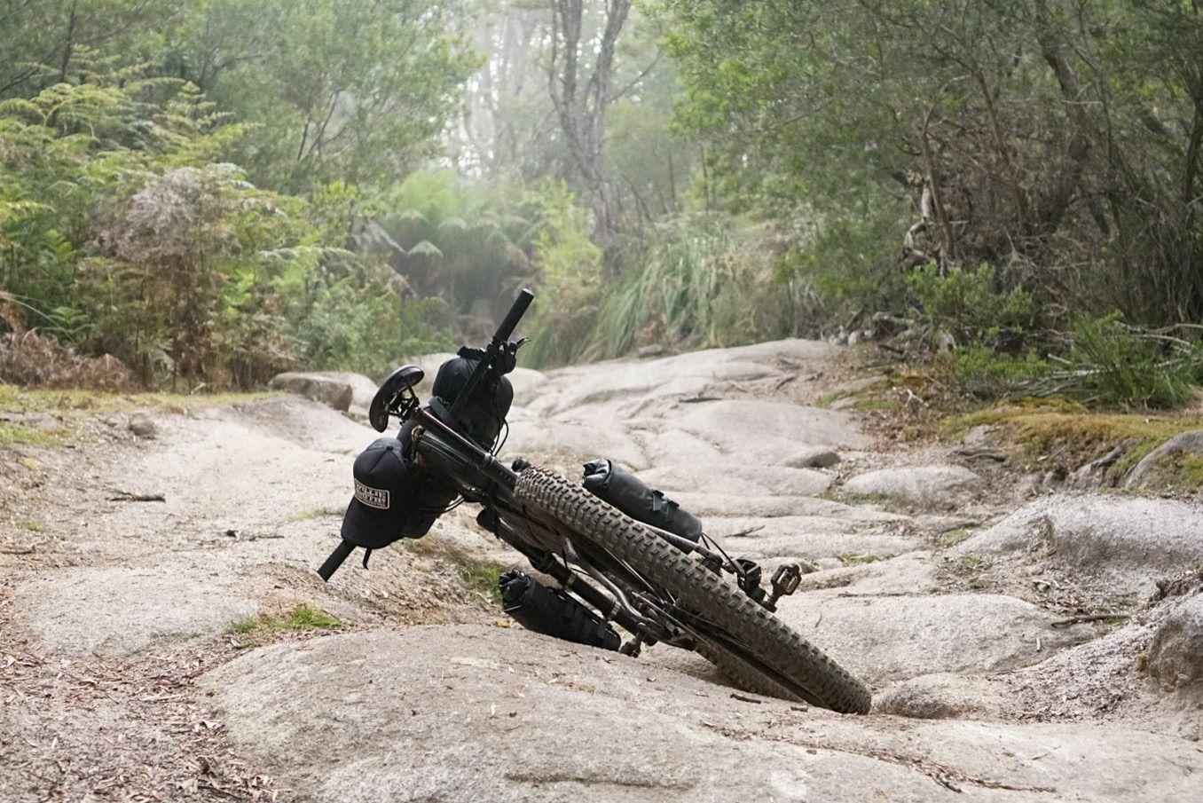 Hike a bike in Tasmania by Scott Mattern