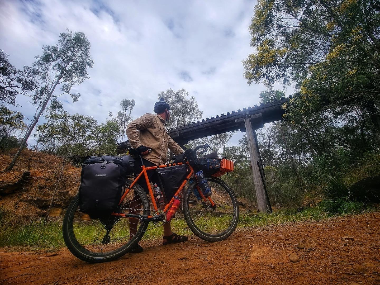 Bikepacking the Brisbane Valley Rail Trail