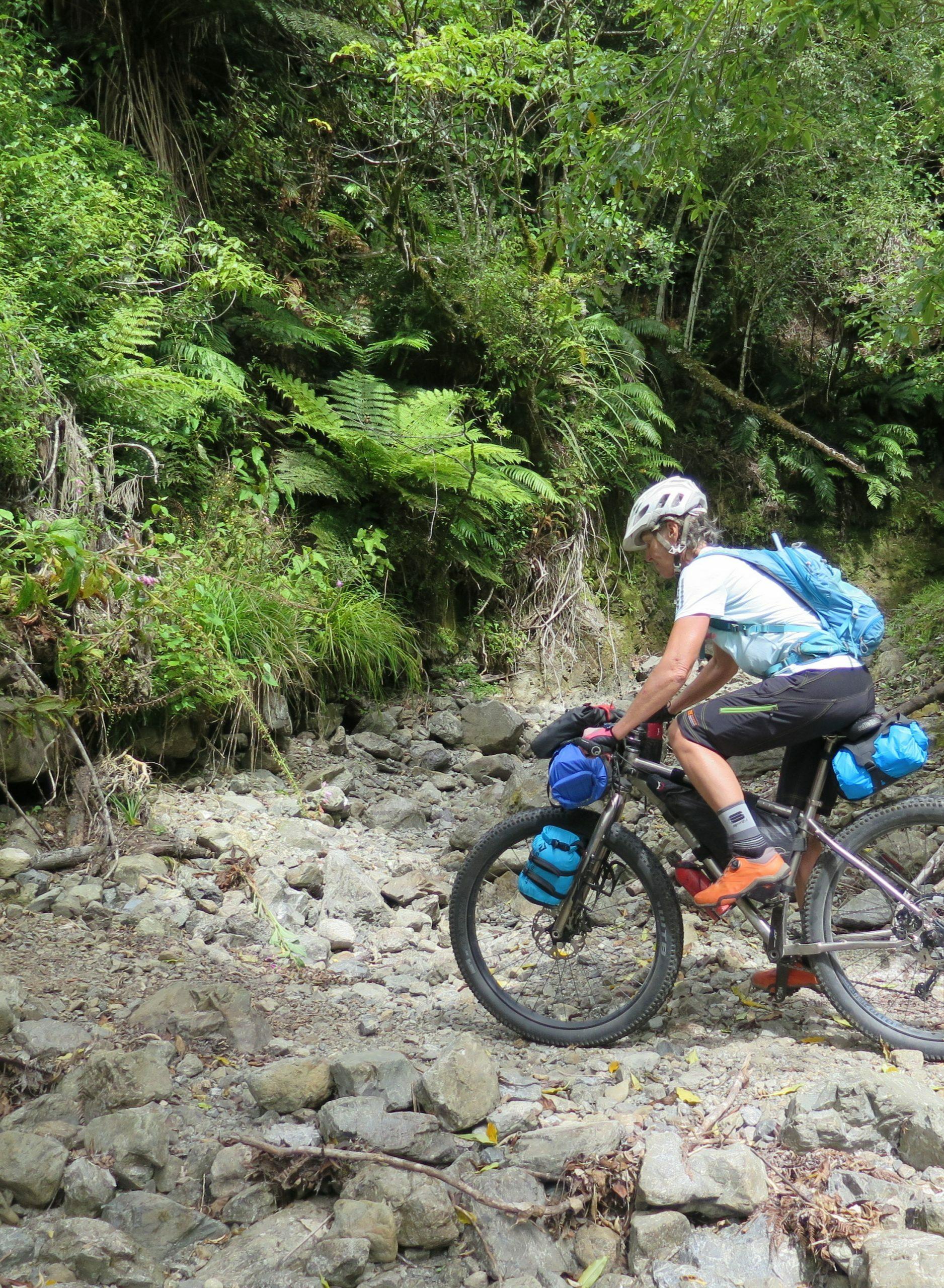 Wayward Riders Louise bikepacking harness