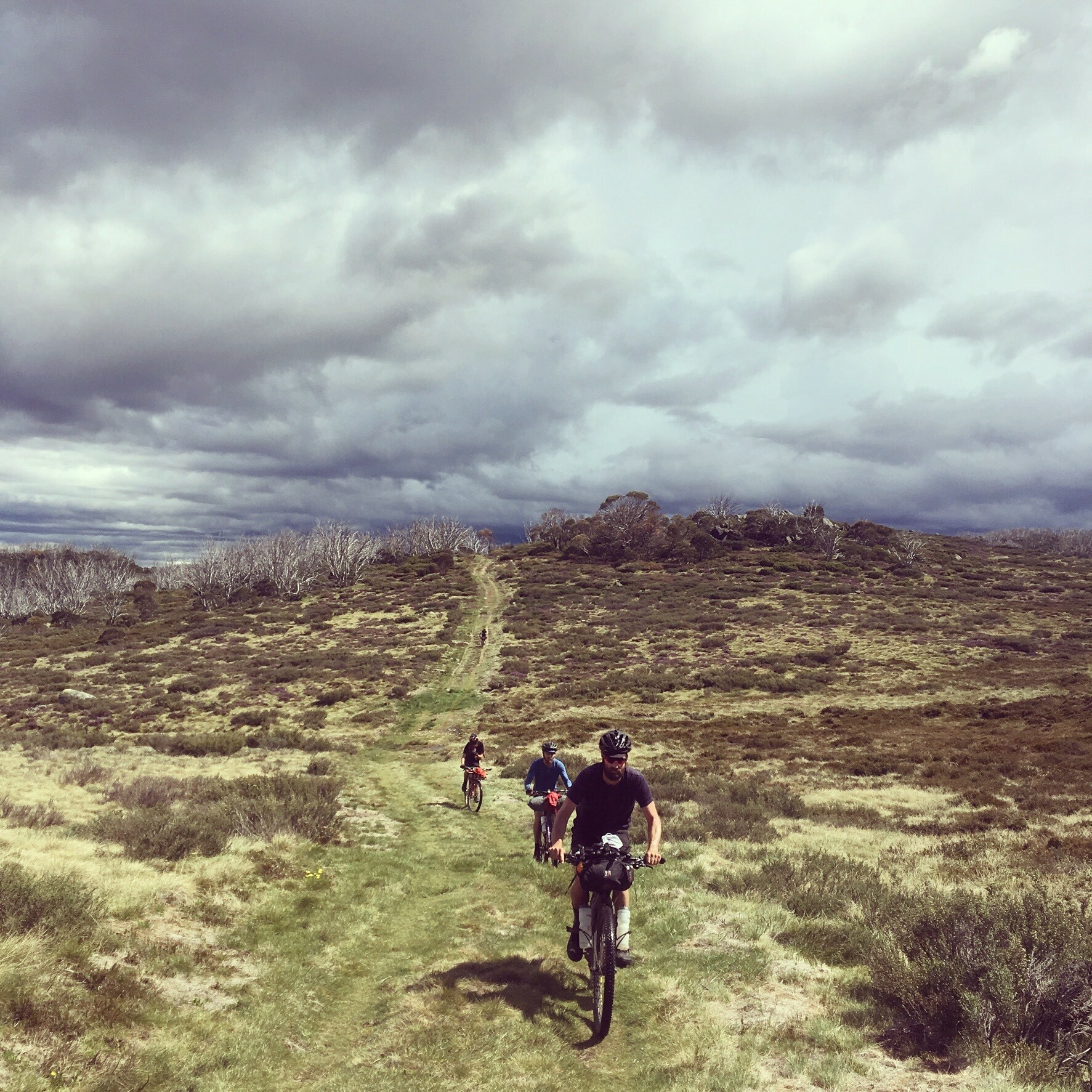 Bikepacking through the Jagungal Wilderness on the Hunt 1000