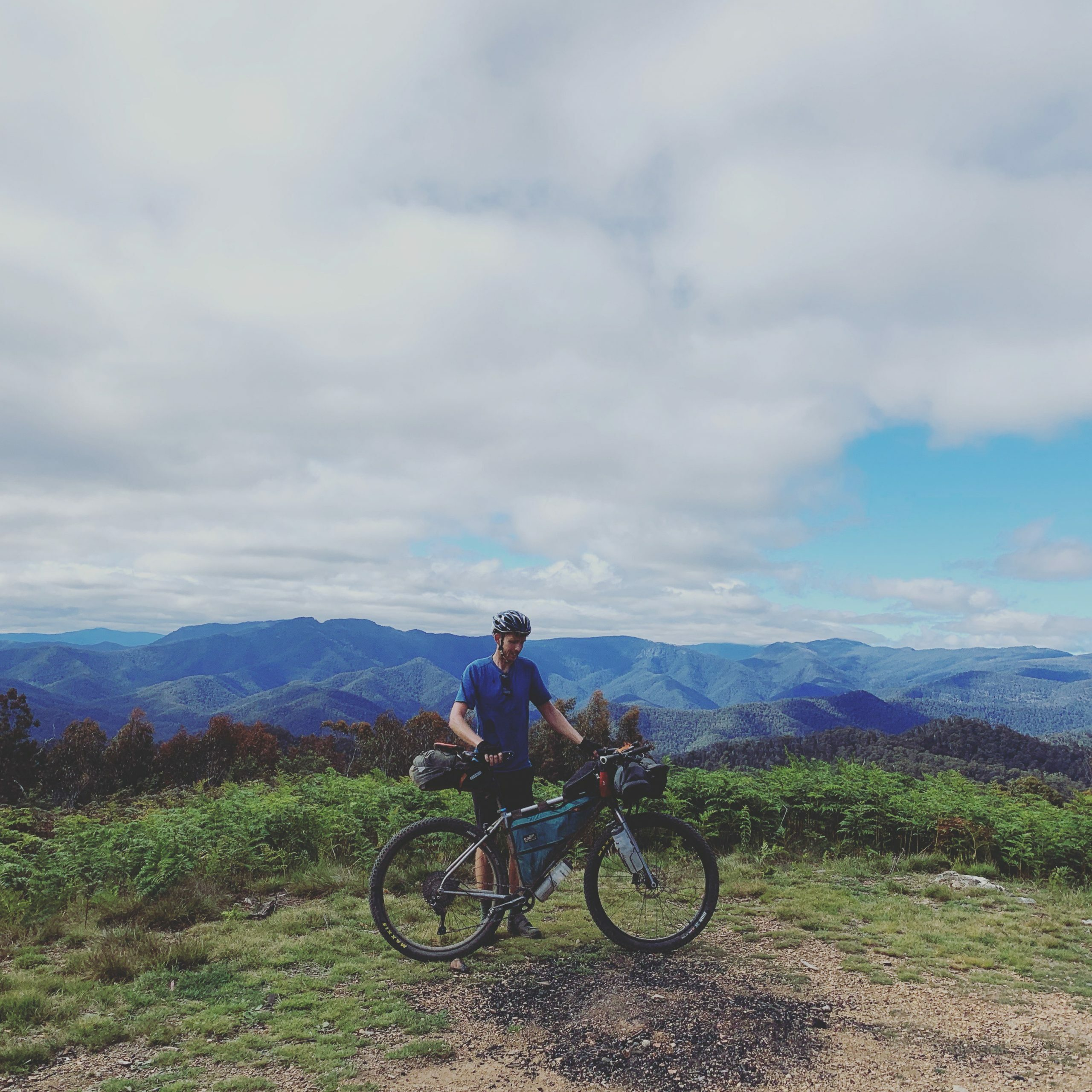 Big mountain views on the hunt 1000